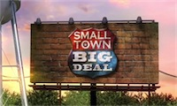 Real Estate in small town