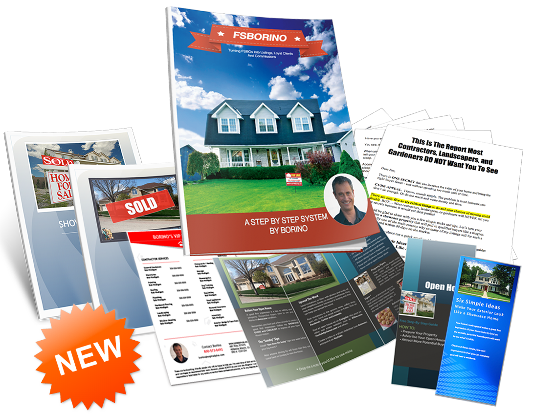 Real estate marketing system Gravity Plus