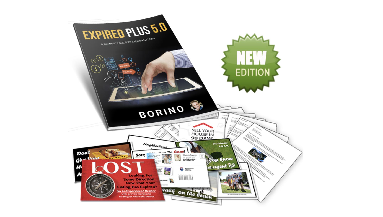 Borino's Expired PLUS real estate system